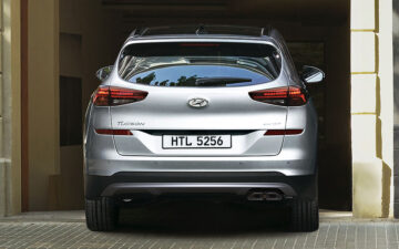 Rent Hyundai TUCSON T-GDi
