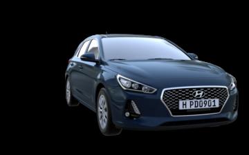 Rent Hyundai i30 cw