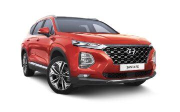 Rent Hyundai Santa Fe