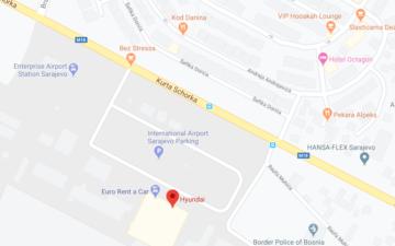 Sarajevo: Kurta Schorka 36